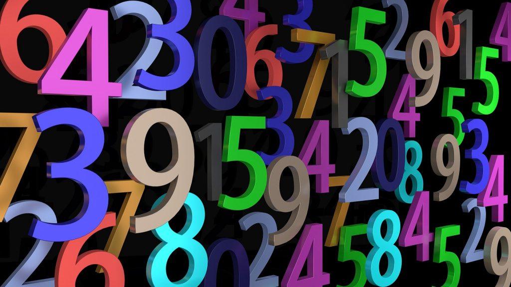 Memorizzare i Numeri