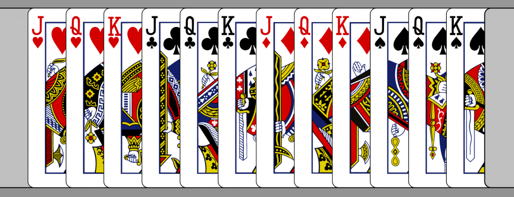 figure carte da poker